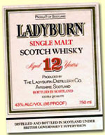 Ladyburn - William Grant & Sons Ltd