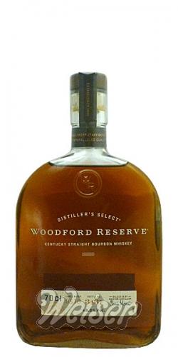 whisky usa woodford reserve 0 7 ltr. Black Bedroom Furniture Sets. Home Design Ideas