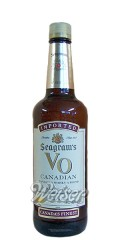 Seagram's V.O. Canadian Whiskey 0,7 ltr.