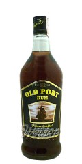 Old Port Deluxe Matured Rum 0,7 ltr.