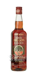 Dillon Dark Authentic Cigar Reserve Rum 0,7 ltr.