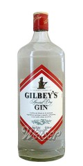 Gilbey's Special Dry Gin 1,0 ltr.