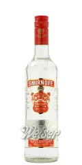 Smirnoff No. 21 Vodka (Red) 0,7 ltr.