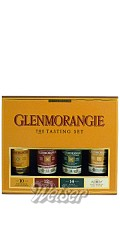 Glenmorangie Pioneering Collection 4 X 0,1 ltr.