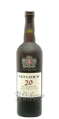 Taylor's Tawny Port 20 Jahre 0,75 ltr.