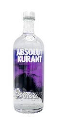 Absolut Vodka Kurant 1,0 ltr.