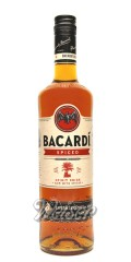 Bacardi Oakheart - Smooth & Spiced Spirit Drink 0,7 ltr.