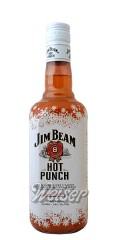 Jim Beam Hot Punch Spirit Drink 0,7 ltr.
