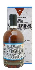 The Corriemhor Cigar Reserve ca. 8 Jahre 0,7 ltr.