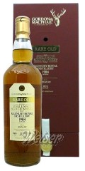 "Glenury Royal 1984 bottled 2012 - Gordon & MacPhail ""Rare Old"" 0,7 ltr."