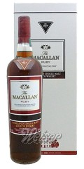Macallan Ruby The 1824 Series 0,7 ltr.
