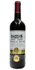Chateau Picon Cuvee du Moulin - Bordeaux Superieur 2010 0,75 ltr.
