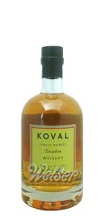 Koval Bourbon Whiskey Single Barrel 0,5 ltr.