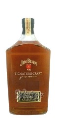 Jim Beam Signature Craft 12 Jahre 86 proof 0,7 ltr.