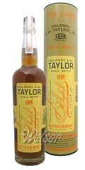 Colonel E.H. Taylor Small Batch Bottled in Bond - Straight Kentucky Bourbon Whiskey 0,7 ltr.
