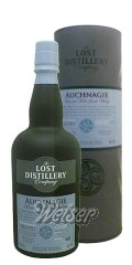 Auchnagie Blended Malt, Lost Distilleries No.1 - The Lost Distillery Whisky Company 0,7 ltr.