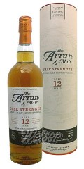 Arran 12 Jahre Cask Strength Batch No. 3 0,7 ltr.