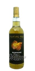 Bowmore 16 Jahre Fighting Fish - Selected for Monnier Trading, Jack Wiebers 0,7 ltr.