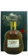Buchanan's Red Seal - Blended Scotch Whisky 0,7 ltr.