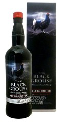 The Famous Grouse - The Black Grouse Alpha Edition 0,7 ltr.