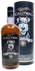 Sweet Wee Scallywag Small Batch Release - Speyside Blended Malt, Douglas Laing 0,7 ltr