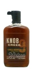 Knob Creek 9 Jahre Single Barrel Reserve 0,7 ltr. - Small Batch 120 proof