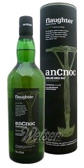 anCnoc Flaughter 0,7 ltr. - peated to 14.8ppm in the spirit
