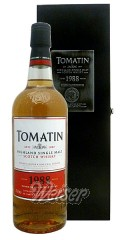 Tomatin 1988 25 Jahre Vintage Batch 1 - Matured in Bourbon Casks and Port Pipes 0,7 ltr.