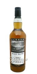 Glen Keith 1992 21 Jahre - Closed Distilleries, Part des Anges 0,7 ltr.