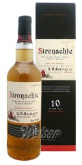 Stronachie 10 Jahre - Small Batch Release, A. D. Rattray 0,7 ltr.