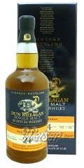 Glen Moray 1989 24 Jahre, Cask 7282. - Dun Bheagan, William Maxwell & Co. 0,7 ltr.