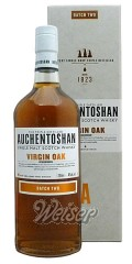Auchentoshan Virgin Oak 0,7 ltr. - Batch Two