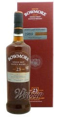 Bowmore 1989 23 Jahre Port Cask Matured - Limited Release 0,7 ltr.