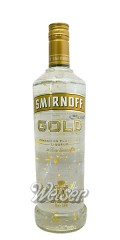 Smirnoff Gold Collection 0,7 ltr. - Cinnamon Flavoured Liqueur