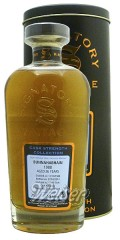 Bunnahabhain 1988 26 Jahre, Cask 2801 - Cask Strength Collection, Signatory 0,7 ltr.