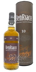 BenRiach 10 Jahre, neu 0,7 ltr. - The New Era