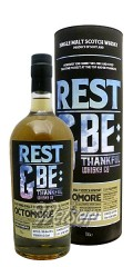 Octomore 2007 6 Jahre, Sauterne Cask R0000016751 - Rest & Be Thankful Whisky Co. 0,7 ltr.