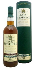 Aultmore 1990 22 Jahre, bottled 2012 - Finest Collection, Hart Brothers 0,7 ltr.