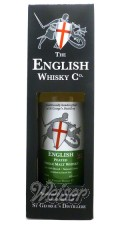 St. George's Distillery English - Peated Single Malt Whisky 0,7 ltr.