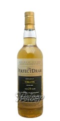 Tomatin 1988 25 Jahre - The Perfect Dram, The Whisky Agency 0,7 ltr.