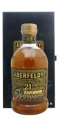Aberfeldy 21 Jahre, neu 0,7 ltr. - The Last Great Malts