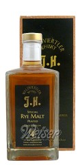 J. H. Special Rye Malt Peated 0,7 ltr.