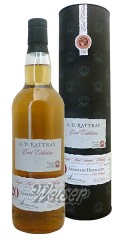 Aberfeldy 1994 20 Jahre, Cask 4015 - Cask Collection, A. D. Rattray 0,7 ltr.