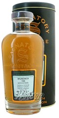Balmenach 1988 26 Jahre, Cask 2902 - Cask Strength Collection, Signatory 0,7 ltr.