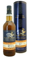 Mortlach 1997 17 Jahre, Cask 91111 - Dun Bheagan, William Maxwell & Co. 0,7 ltr.