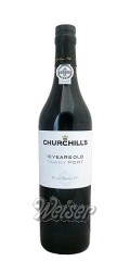 Churchill's 10 Years Old Tawny Port 0,5 ltr.