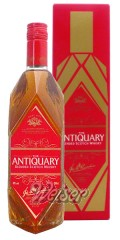 The Antiquary Premium Blended Scotch Whisky 0,7 ltr. - (rotes Etikett)