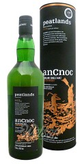 anCnoc Peatlands 0,7 ltr. - Limited Edition, 9ppm