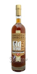 Old Scout Ten, 10 Jahre, Straight Bourbon Whiskey - Smooth Ambler Spirits 0,7 ltr.