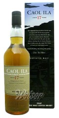 Caol Ila 17 Jahre unpeated Special Release 2015 0,7 ltr.